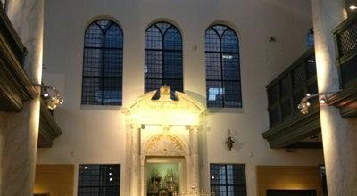 Photo of History Museum Joods Historisch Museum at Nieuwe Amstelstraat 1, Amsterdam 1011 PL, Netherlands