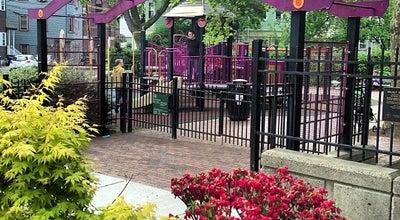 Photo of Playground Walnut Street Park at Walnut St, Somerville, MA, United States