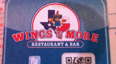 Photo of Wings Joint Wings 'N More® Restaurant & Bar at 16580 I-45 South, Conroe, TX 77384, United States