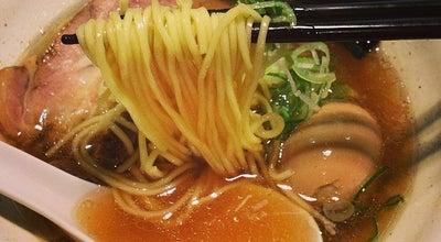 Photo of Food 地鶏ラーメン 翔鶴 at 関根町605-7, 前橋市, Japan