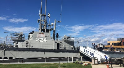 Photo of Historic Site USS Cod (SS-224) Submarine Memorial at 1034 N Marginal Rd, Cleveland, OH 44114, United States