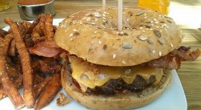 Photo of Burger Joint Cowboys Burger Saloon at Ruhrallee 69, Dortmund 44139, Germany