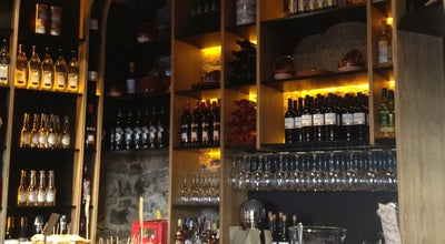 Photo of Wine Bar Zaharra at Plaza Nueva, Bilbao, Spain