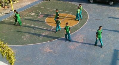 Photo of Playground Lapangan SMP Negeri 3 Sidoarjo at Jl. Raden Patah 95, Sidoarjo, Indonesia