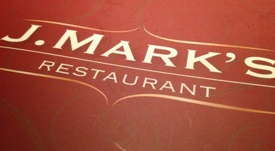 Photo of American Restaurant J. Mark's at 1490 Ne 23rd St, Pompano Beach, FL 33062, United States