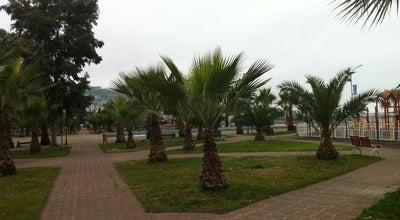 Photo of Park Akçaabat Sahil Parkı at Akçaabat, Turkey