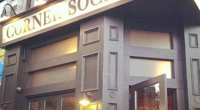 Photo of American Restaurant Corner Social at 321 Lenox Ave, New York, NY 10027, United States