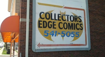 Photo of Bookstore Collector's Edge Comics at 6830 W Lincoln Ave, West Allis, WI 53219, United States