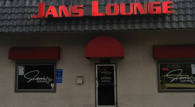 Photo of Dive Bar Jan's Lounge at 9222 Greenback Ln, Orangevale, CA 95662, United States
