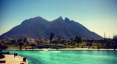 Photo of River Paseo Santa Lucía at Canal Santa Lucía, Monterrey 64010, Mexico