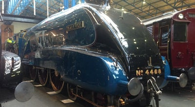 Photo of Science Museum National Railway Museum at Leeman Rd, York YO26 4XJ, United Kingdom