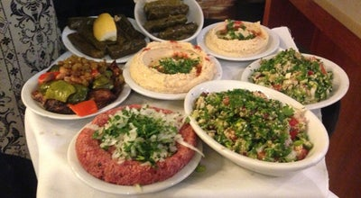 Photo of Middle Eastern Restaurant Sarkis at Thames 1101, Palermo C1414DCW, Argentina