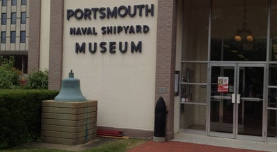 Photo of History Museum Portsmouth Virginia Naval Shipyard Museum at 2 High St, Portsmouth, VA 23704, United States