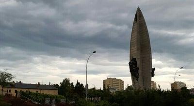 Photo of Monument / Landmark Pomnik Czynu Rewolucyjnego at Aleja Łukasza Cieplińskiego, Rzeszów 35-010, Poland