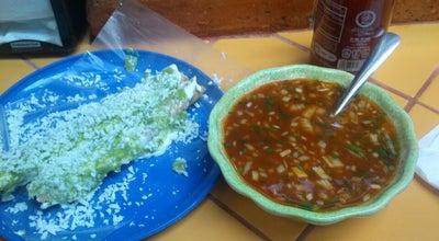 Photo of Mexican Restaurant Flautas Angelita at Valle De Yang Tse (mercado Valle 1a), Ciudad Nezahualcóyotl, Mexico