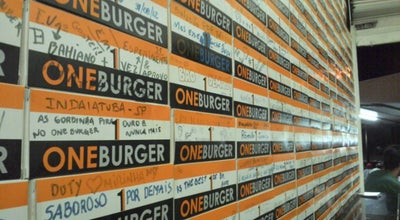 Photo of Burger Joint One Burguer at Belo Horizonte, Brazil
