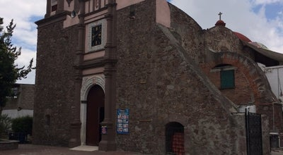 "Photo of Church Iglesia ""San Martin Obispo"" at Mexico"