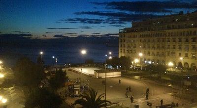 Photo of Cafe Δωμάτιο με Θέα at Πλατεία Αριστοτέλους 10, Θεσσαλονίκη, Greece