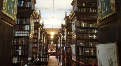 Photo of Historic Site Marsh's Library at St Patrick's Close, Dublin 8, Ireland