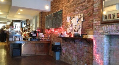 Photo of Cafe Vineapple Cafe at 71 Pineapple St, Brooklyn, NY 11201, United States