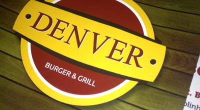 Photo of Diner Denver Burguer & Grill at R. Slaviero Fioravante, Curitiba, Brazil