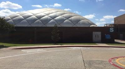 Photo of Pool North Lake College Natatorium at 5001 N Macarthur Blvd, Irving, TX 75038, United States