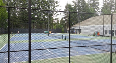 Photo of Tennis Court Robinswood Tennis Center at 2400 151st Pl Se, Bellevue, WA 98007, United States