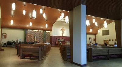 Photo of Church St Monica Catholic Church at 534 W Kilgore Rd, Kalamazoo, MI 49008, United States