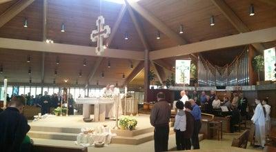 Photo of Church St. Madeleine Sophie at 4400 130th Pl Se, Bellevue, WA 98006, United States
