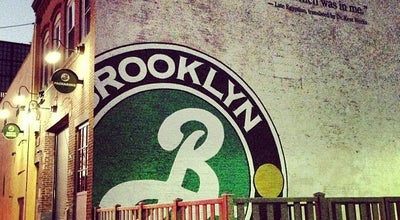 Photo of Brewery Brooklyn Brewery at 79 N 11th St, Brooklyn, NY 11211, United States