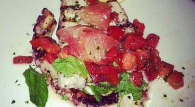Photo of Italian Restaurant Da Silvano at 260 Avenue Of The Americas, New York, NY 10012, United States