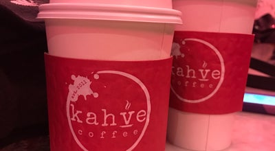 Photo of Coffee Shop Kahve at 667 10th Ave, New York, NY 10036, United States