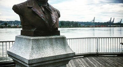 Photo of Park New Westminster Waterfront Esplanade at Canada