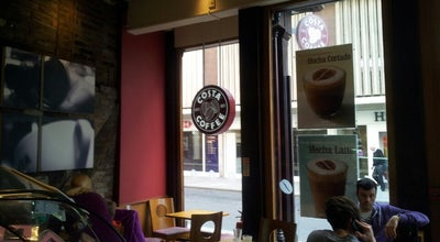 Photo of Coffee Shop Costa Coffee at High Street, Shrewsbury SY1 1SJ, United Kingdom