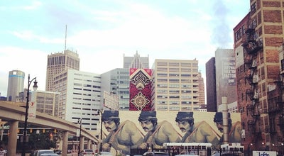 Photo of Building Metropolitan Building at 33 John R Street, Detroit, MI 48226, United States