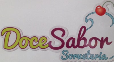 Photo of Ice Cream Shop Doce Sabor Sorveteria at Av. Manoel Mendes De Camargo 642, Campo Mourão, Brazil