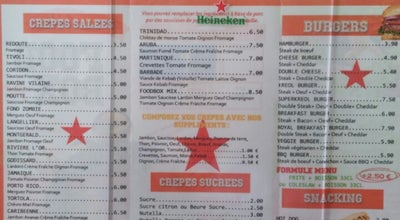 Photo of American Restaurant Food Box at Cc De Redoute, Fort de France 97200, Martinique