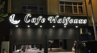 Photo of Cafe Cafè Halfenus at Turkey