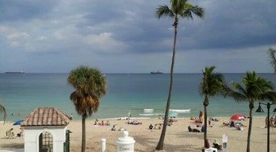 Photo of Beach Las Olas Beach at Las Olas Ave, Davie, FL 33325, United States