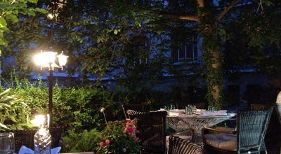 Photo of Modern European Restaurant Var a Speiz at Hess Andras Ter 6, Budapest 1014, Hungary