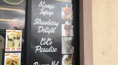 Photo of Ice Cream Shop Mr. G's Sno-Wiz at W Highway 77 Bus, San Benito, TX 78586, United States