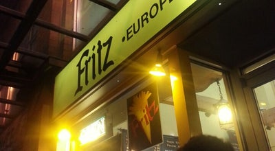 Photo of Fast Food Restaurant Fritz European Fry House at 718 Davie St., Vancouver, BC V6Z 1B6, Canada