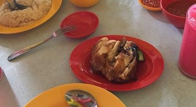 Photo of Malaysian Restaurant Nasi Ayam Gemas Mustafah Original at Bus & Taxi Station, Gemas 73400, Malaysia
