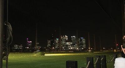 Photo of Golf Course Greenwich Peninsula Golf Driving Range at 256 Tunnel Ave, Greenwich SE10 0QE, United Kingdom