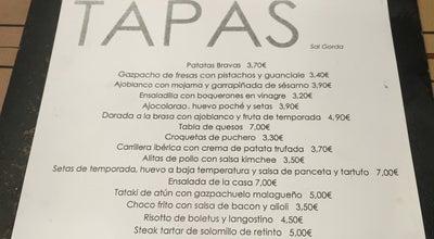 Photo of Tapas Restaurant Sal Gorda at C. Alcaicería De La Loza, 23, Sevilla, Spain