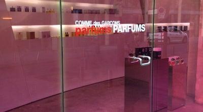 Photo of Tourist Attraction Comme des Garcons Parfum at 23, Place Du Marche St-honore, Paris 75001, France
