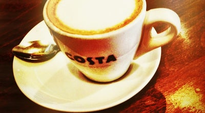 Photo of Coffee Shop Costa Coffee at High St, Gosport, United Kingdom