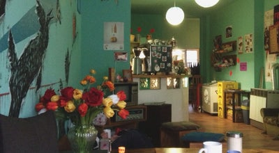 Photo of Cafe Edelkiosk at Rhönstraße 119, Frankfurt am Main 60385, Germany