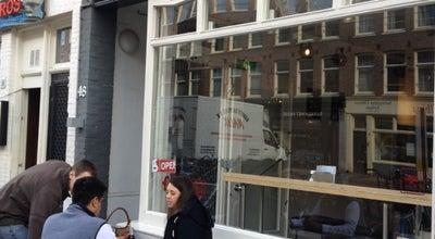 Photo of Burger Joint Burgermeester at Albert Cuypstraat 48, Amsterdam 1072 CV, Netherlands