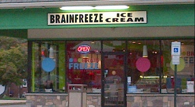 Photo of Ice Cream Shop Brain Freeze at New Milford, NJ 07646, United States